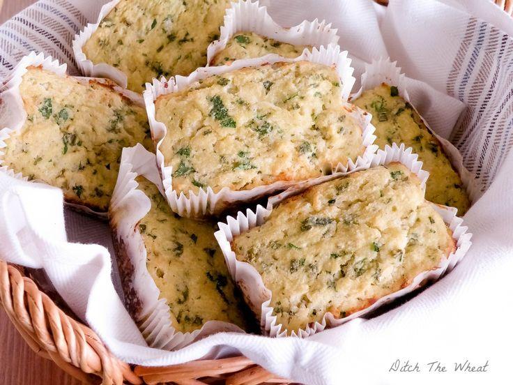 Grain-free herbed biscuits