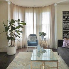 17 Best Images About Bay Window Dressing On Pinterest