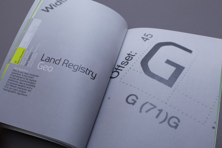 Land Registry Identity Guidelines | by Aestheter | DAMS