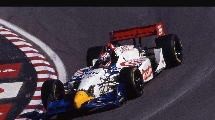 1998 - C.A.R.T - Laguna Seca - Vincenzo Sospiri (All American Racers) #CART #Racing