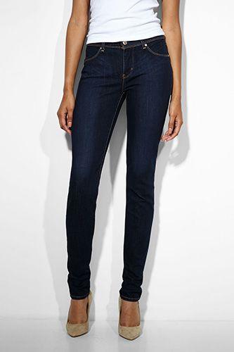 Levi's Revel Slight Curve Skinny Jeans #Refinery29