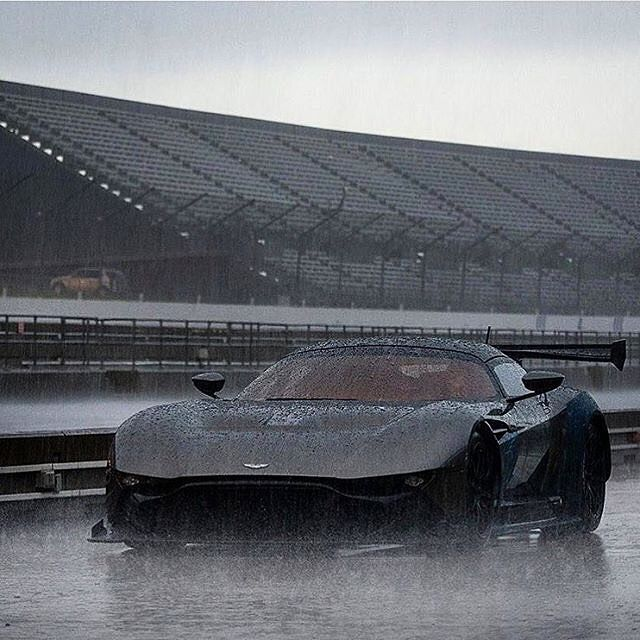 Aston Martin Vulcan | This is Badass -Comment below if you would like to own this!! -Follow @extreme.daily for more! by extreme.daily