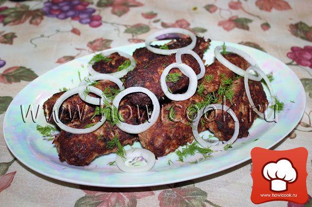 HowICook: Чевапчичи (сербская кухня)
