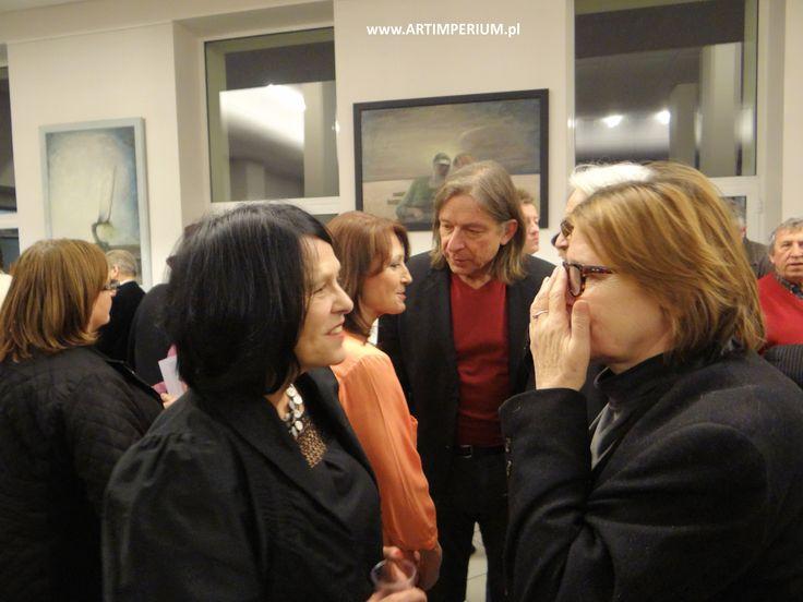 wystawa Janusza Lewandowskiego