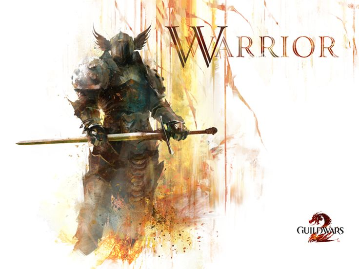 Guild Wars 2 Warrior Wallpaper
