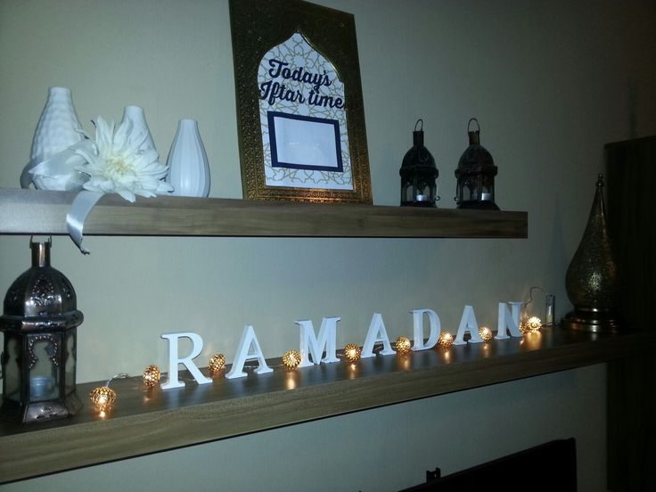 Ramadan Eid dekoration