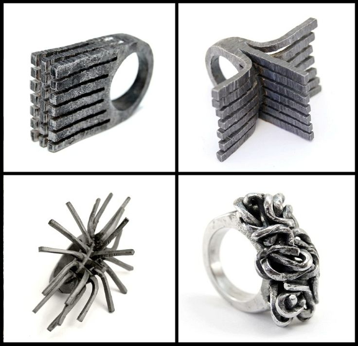 forged goods :Blind Spot Jewellery