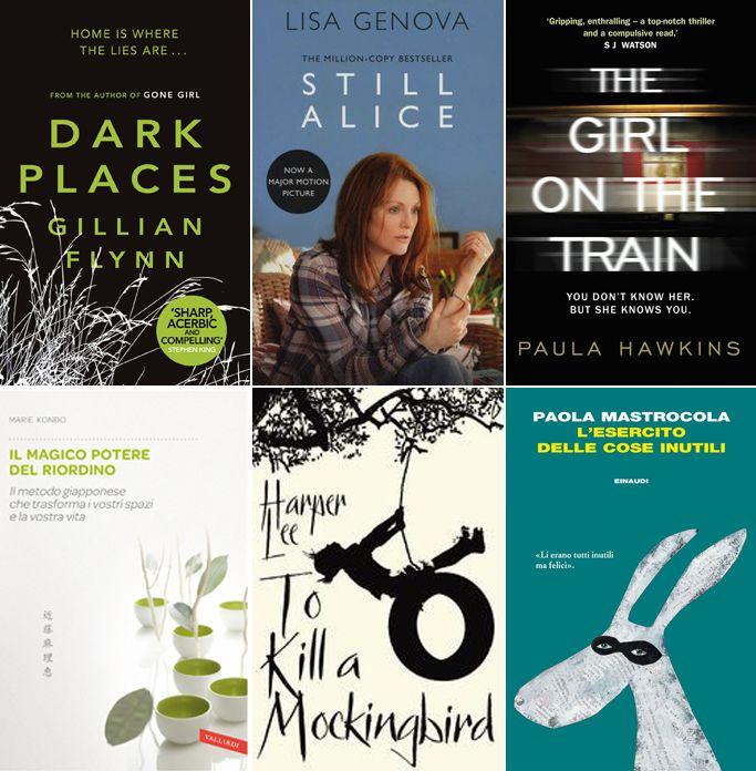 I libri sul mio comodino