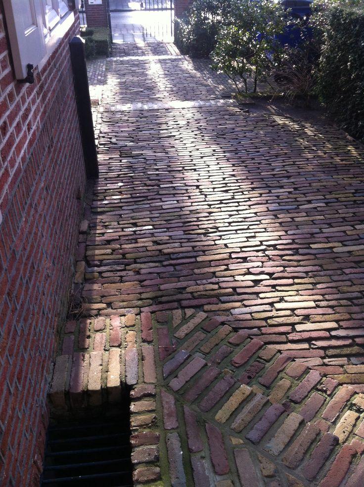 Idea pavement garden   Bestrating tuin