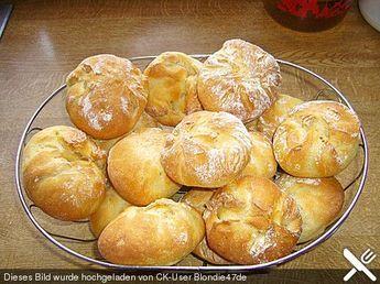 Kartoffelbrötchen mit genialer Kruste, ein tolles Rezept aus der Kategorie Brot und Brötchen. Bewertungen: 180. Durchschnitt: Ø 4,7.