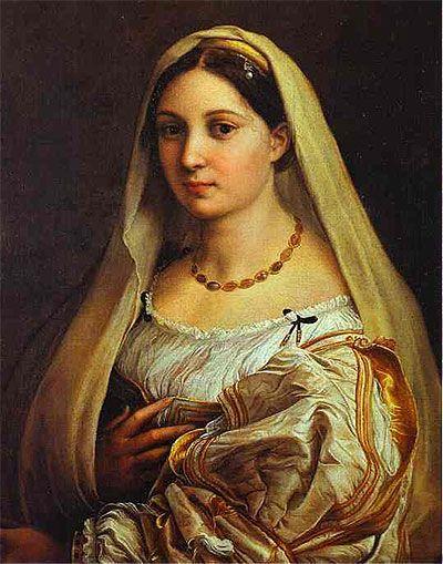 Raphael in Le Louvre