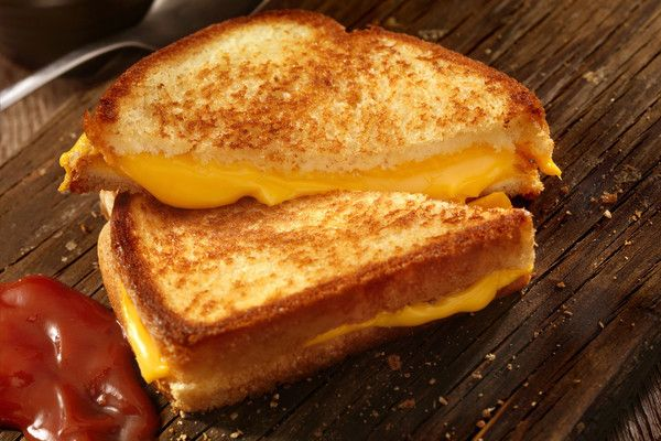 What Kind of Sandwich Are You? - Just follow your taste buds! - Quiz I'm grilled cheese!