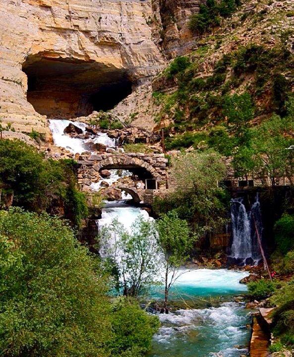 Kadisha, Lebanon / UNESCO WORLD HERİTAGE LİST