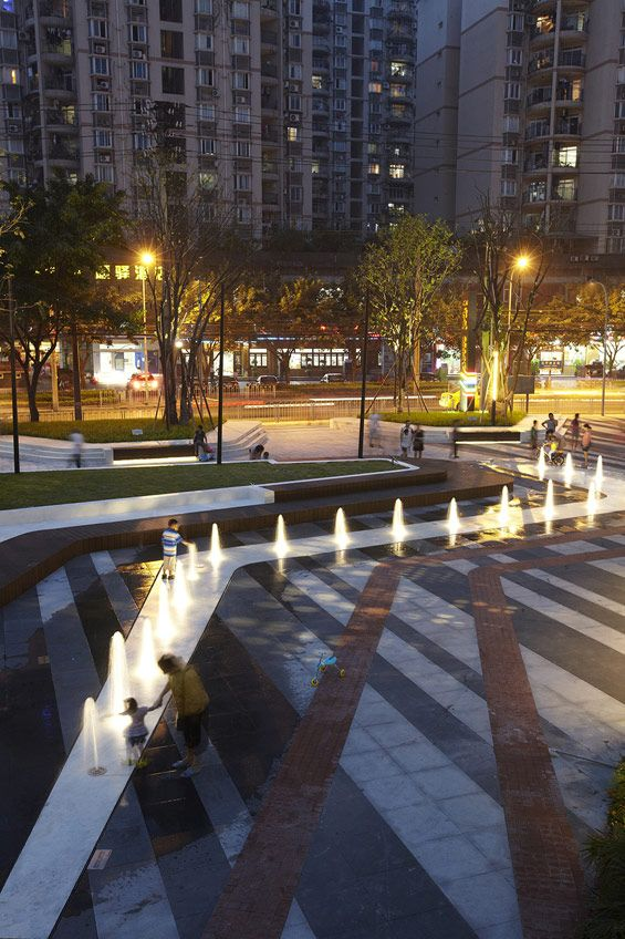 Aspect studios vanke cq al 16 parks pocket parks for Aspect landscape architects