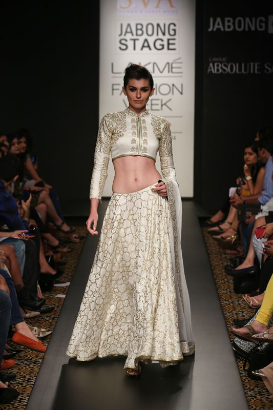 LFW'14: SVA by Sonam and Paras Modi