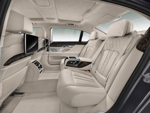 2017 BMW 7 series - interior 1