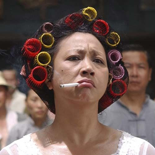 kung fu hustle: this lady is my hero!