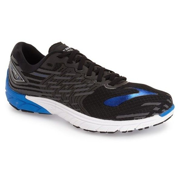 """""""Men's Brooks 'Purecadence 5' Running Shoe """" (395 PEN) ❤ liked on Polyvore featuring men's fashion, men's shoes, men's athletic shoes, brooks mens shoes, mens running shoes, mens lightweight running shoes and mens wide athletic shoes"""