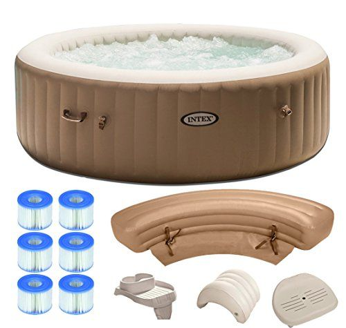 the 25+ best pure spa intex ideas on pinterest | spa gonflable