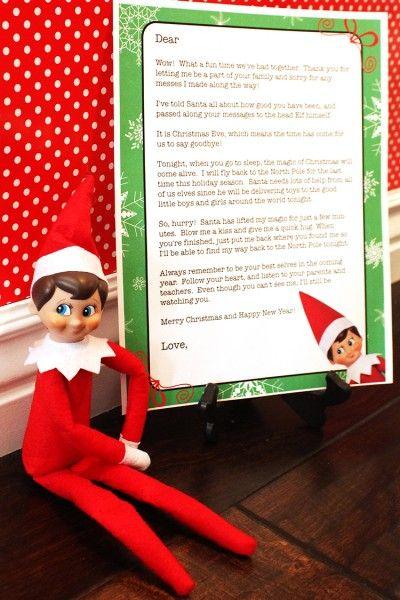 elf on the shelf saying goodbye google search 83 6 summer phillips elf ...