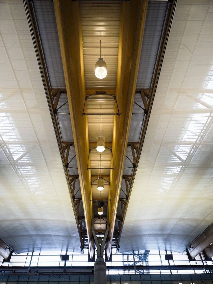 Gallery of Oslo Airport Expansion / Nordic – Office of Architecture - 64