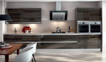 Zurfiz Modern Glossy Kitchen Doors by BA Components