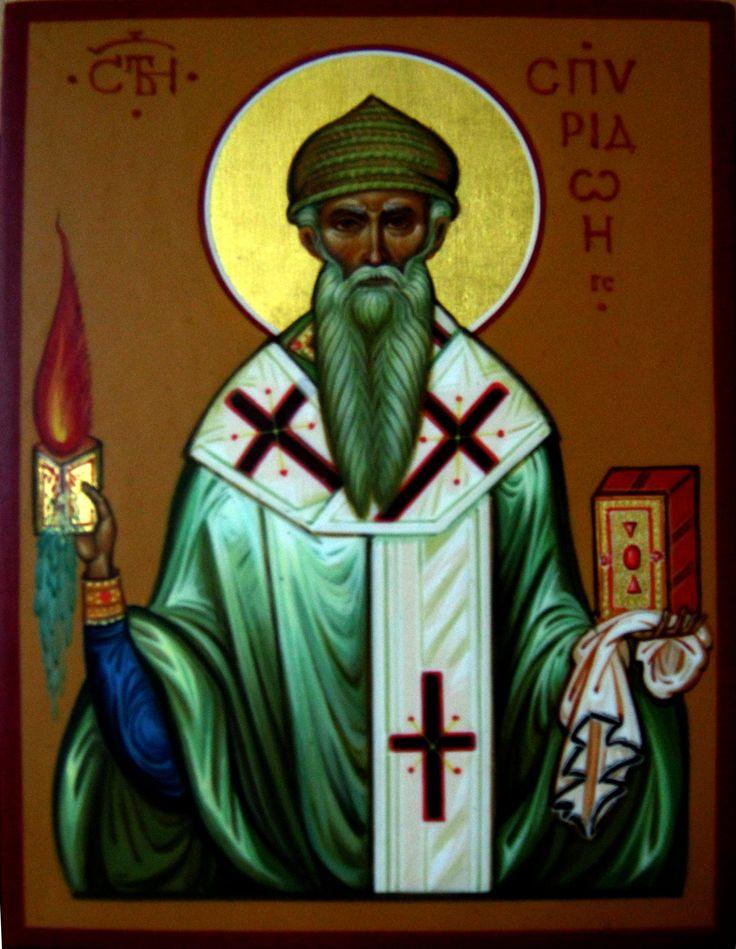 святитель спиридон икона - Поиск в Google