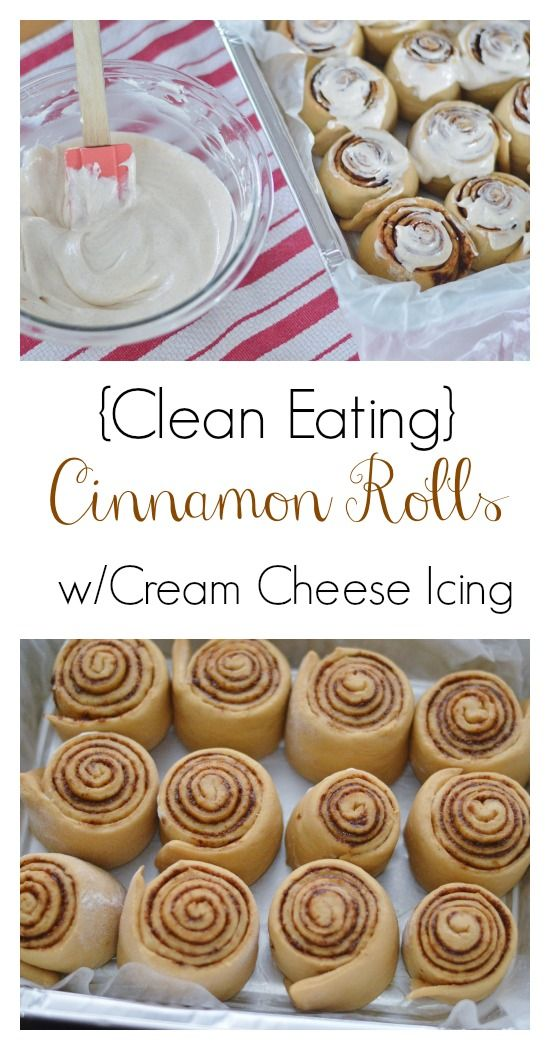 {Clean Eating} Cinnamon Rolls: OMG!!!  Took me a couple of tries to get this recipe right..and the process takes a few hours, but so worth it!