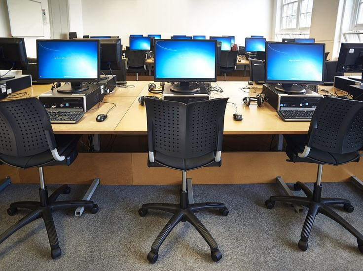 Computer room join forces with HÅG Conventio Wing! #InspireGreatWork #Scandinavian #design