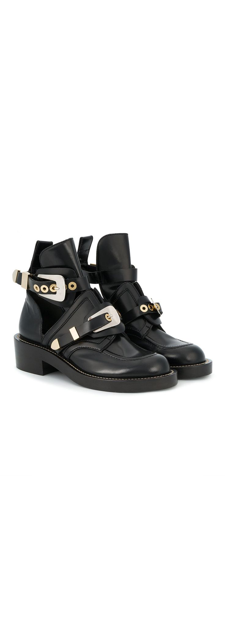 BALENCIAGA Ceinture ankle boots, explore new season Balenciaga on Farfetch now.