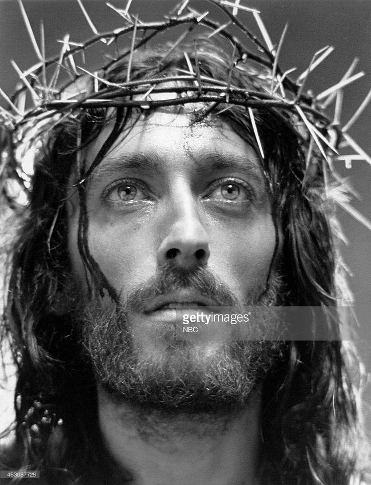 EVENT -- 'Jesus of Nazareth' -- Pictured: Robert Powell as Jesus Christ --