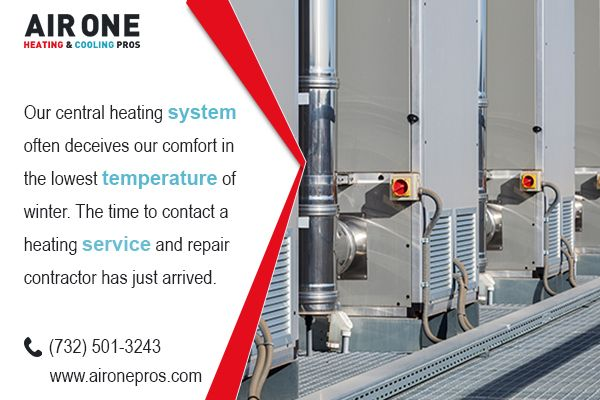 We Rarely Consider Heating System Maintenance Services As