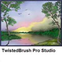 Pixarra TwistedBrush Pro Studio 23 – digital paint software with complete natural art tools – oils, acrylics, pastel, charcoal etc. Software for artists without the complexity of other art programs.