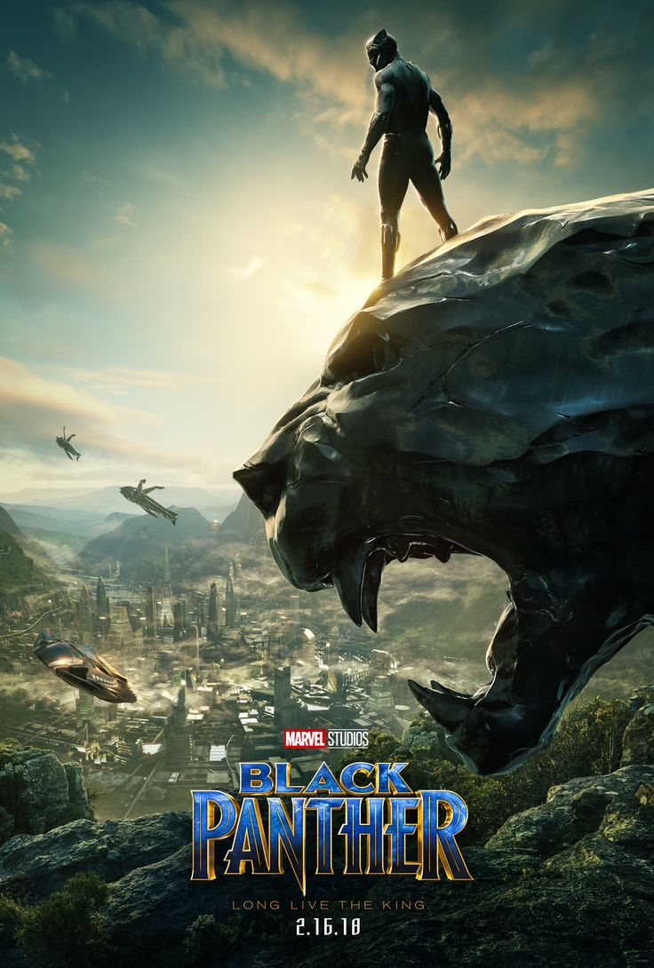 BLACK PANTHER starring Chadwick Boseman | In theaters February 16, 2018