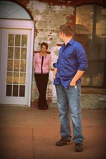 A Senior photoshoot with his mom.  I just love this.  I want to do this with Garrett & Terry