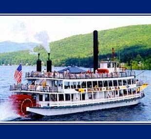 Lake George Steamboat Co. - Boat Cruises & Tours on Lake George NY | Lake George Guide
