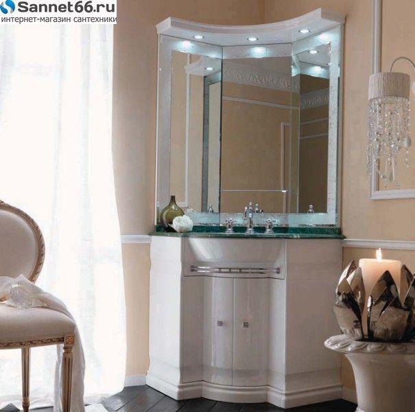 угловая раковина с зеркалом в ванную: 25 тыс изображений найдено в Яндекс.Картинках