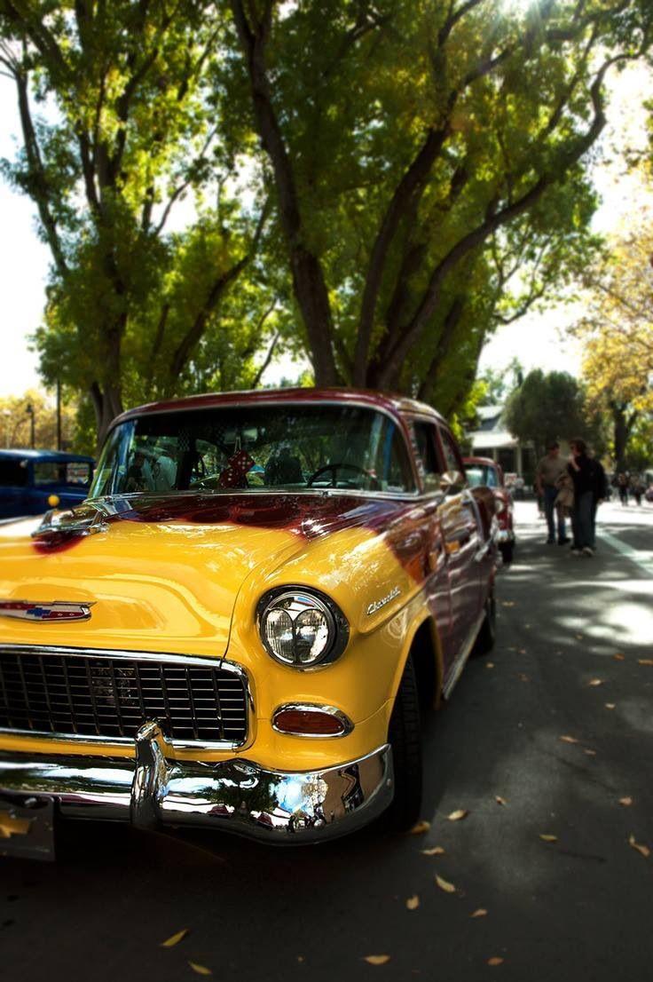 326 best Chevrolet, the famous '55 images on Pinterest | 1955 ...
