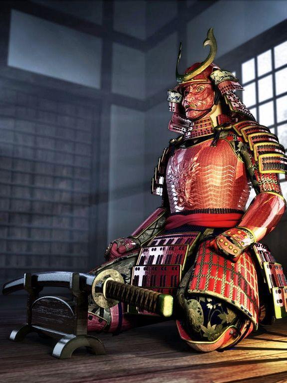 Pedang Samurai Jepang Kuno