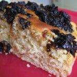 #Torta #leggera con #pinoli e #prugne secche - #Ricetta #ASI