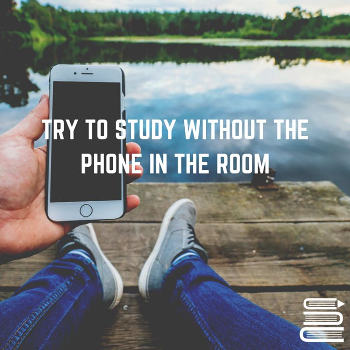 Junior Cert Tip: No.3. Don't keep your phone in the room while you study. It will always end up finding a way to distract you. Turn it off and leave it in another room to get fully focussed in your study to get the most from your valuable time!  - http://ift.tt/1HQJd81