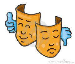 Existen dos tipos de caras universales; la cara positiva y la cara negativa.
