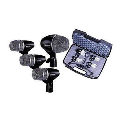 Shure - Shure PGDMK4-XLR Davul Mikrofon seti