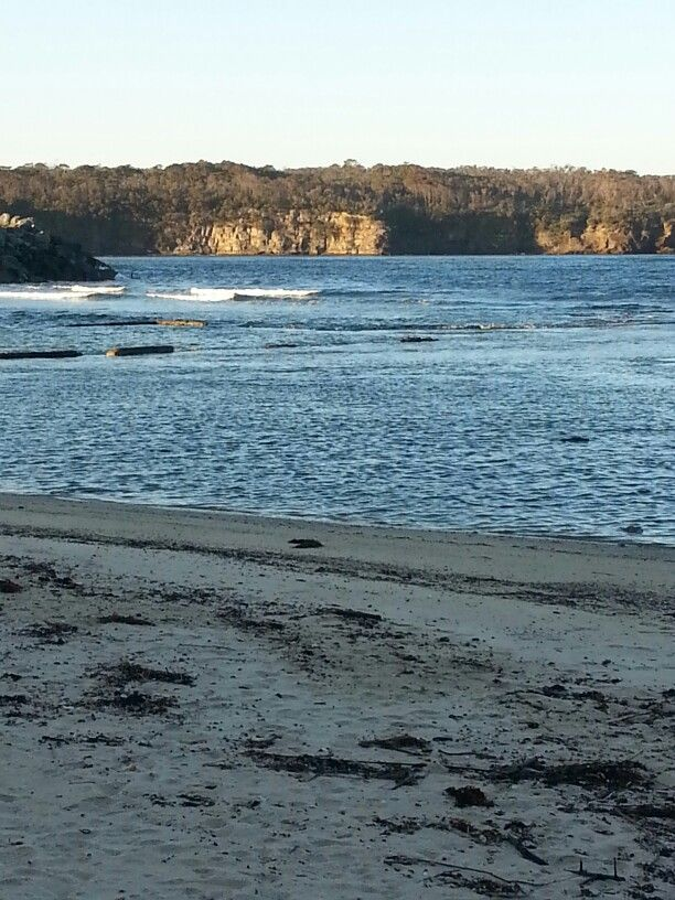 Ulladulla Harbour.
