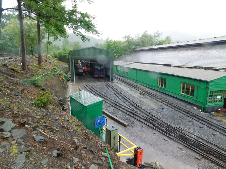 Snowdon Mountain Second Engine Shed