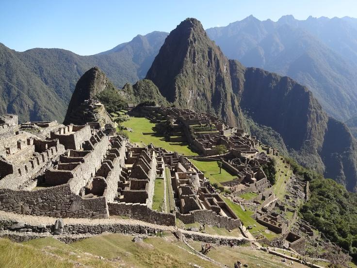 Perou 2012 - Maccu Pichu