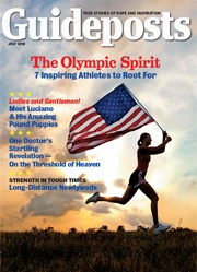 In the July 2012 edition of Guideposts, we profile seven of America's most inspiring athletes, men and women you'll be proud to cheer for when the Summer Games of the XXX Olympiad kick off in London.