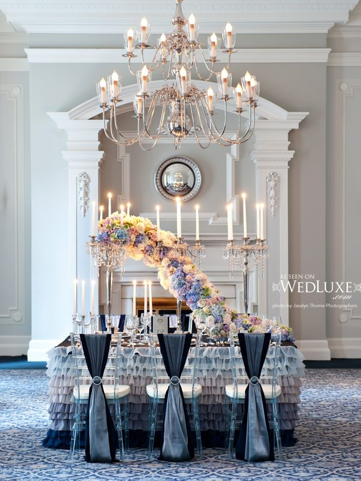 lovely-blue-and-grey-ombre-tablescape.jpg (715×952)