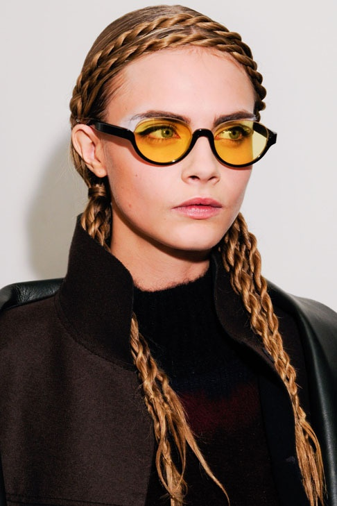 Cara Delevingne for Vogue Russia