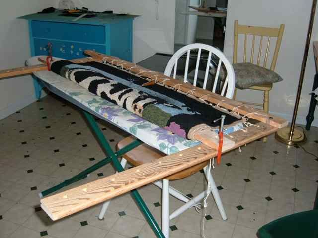 Long Arm Quilting Frame Plans